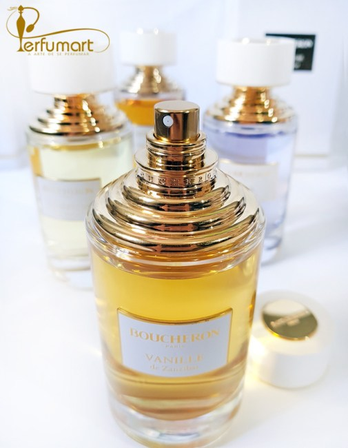Perfumart - post Boucheron La Collection Bottle