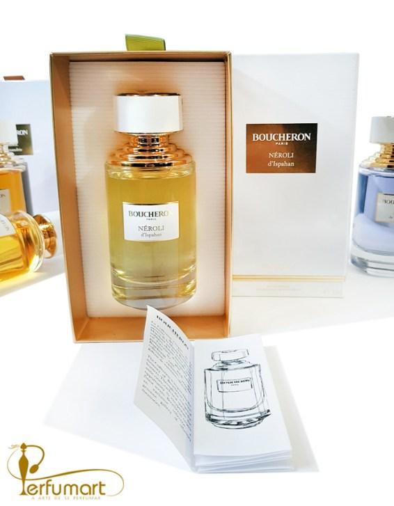 Perfumart - post Boucheron La Collection Caixa 2