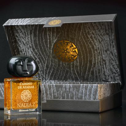 Perfumart - resenha do perfume Nadia Z - Camino de Azahar Man