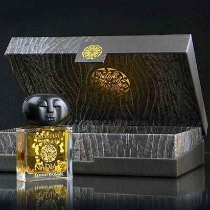 Perfumart - resenha do perfume Nadia Z - Celestial Violet Woman
