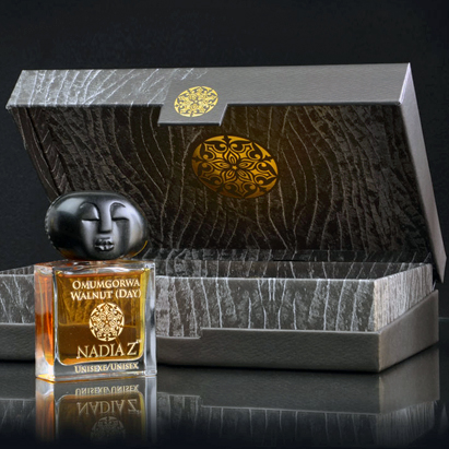 Perfumart - resenha do perfume Nadia Z - Omumgorwa Walnut Day