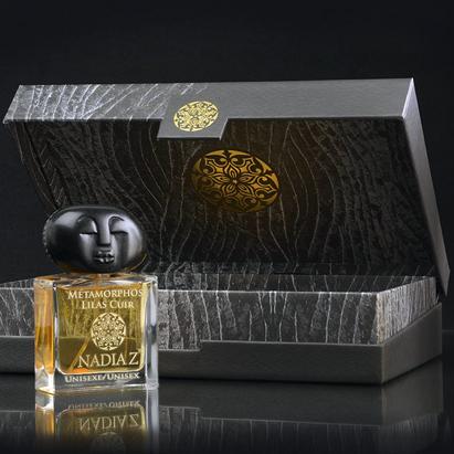 Perfumart - resenha do perfume Nadia Z - Metamorphose Lilas Cuir