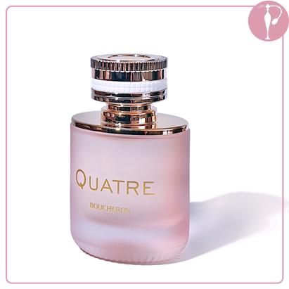 Perfumart - resenha do perfume Boucheron - Quatre En Rose Florale
