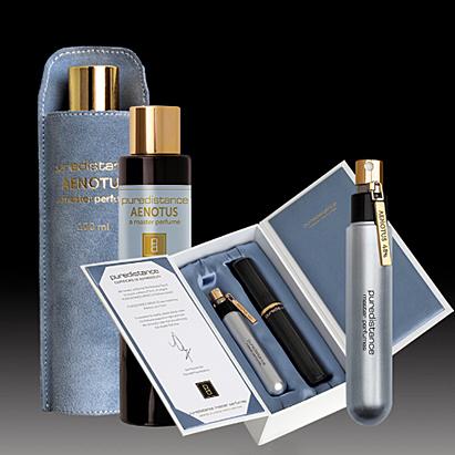 Perfumart - resenha do perfume Puredistance - Aenotus