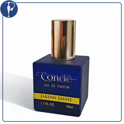 Perfumart - resenha do perfume Condé - Jardin Jaune