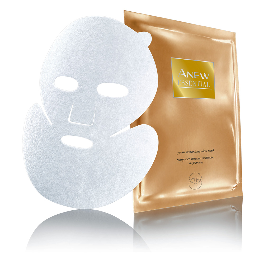 Anew Essential Youth Maximising Sheet Mask by AVON