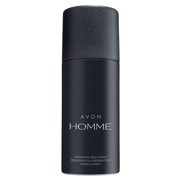Avon Homme Deodorant Body Spray by AVON