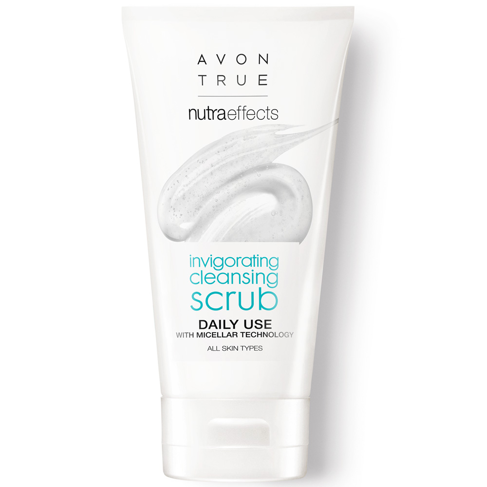 Avon True Nutra Effects Micellar Cleansing Scrub by AVON