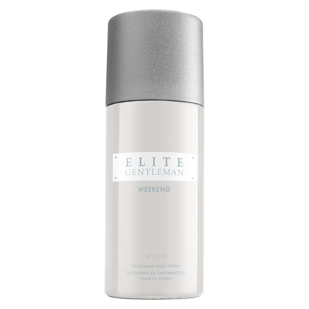 Elite Gentleman Weekend Deodorant Body Spray by AVON