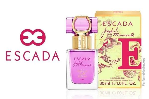 Escada Perfume Joyful Moments