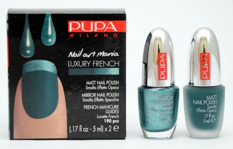 Pupa Maxi Nail Art Kit 2 Ideas