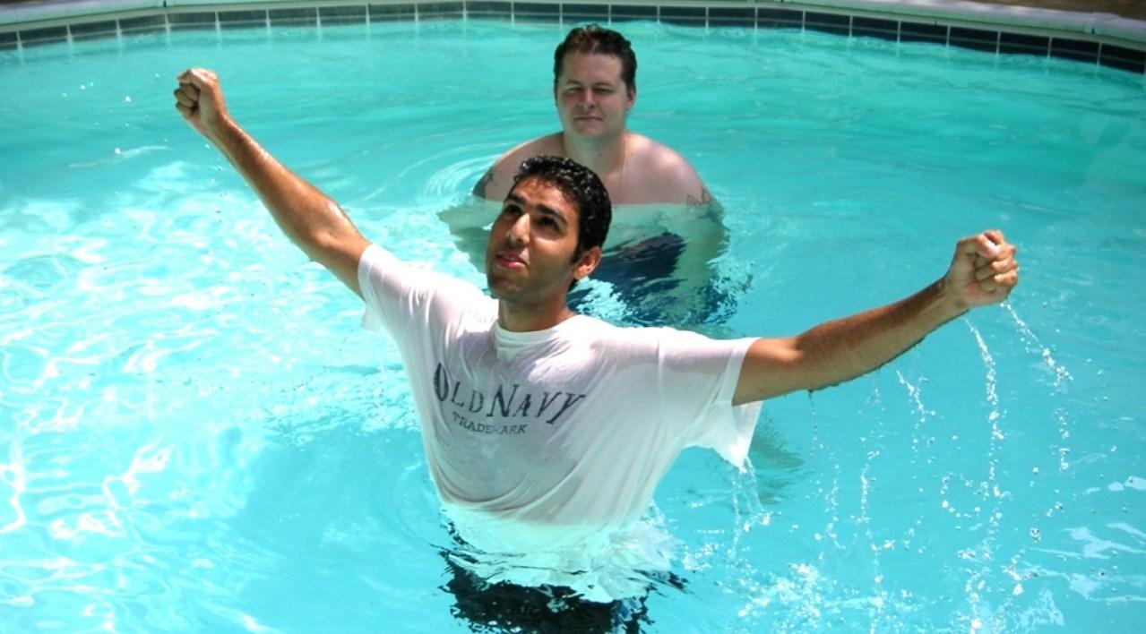 David Wood battezza il suo amico Nabeel Qureshi