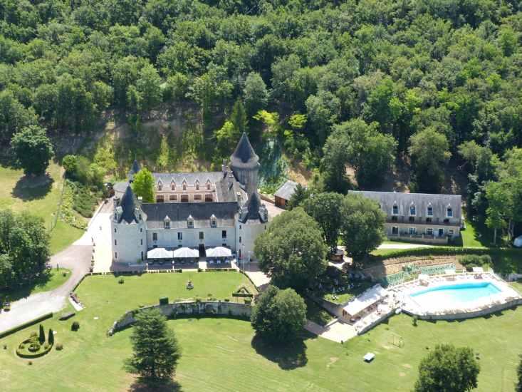 Restaurants du Château La Fleunie