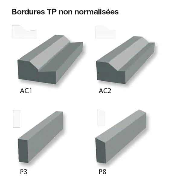 bordures tp normalisees perin groupe