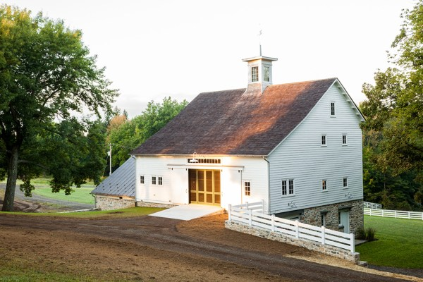 Barn Addition to a 19th Century Farm - Period Homes Magazine
