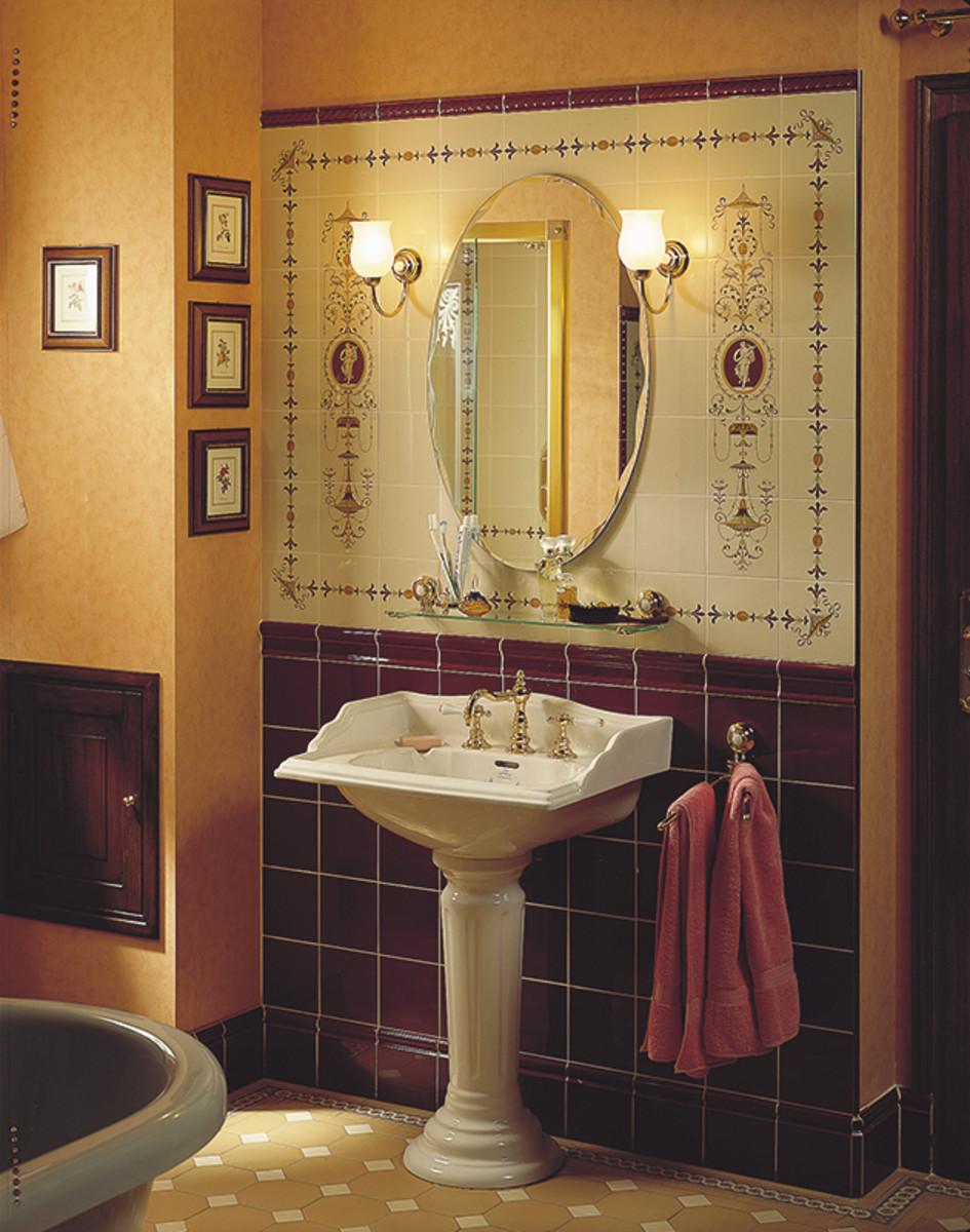 historic bathrooms an evolution