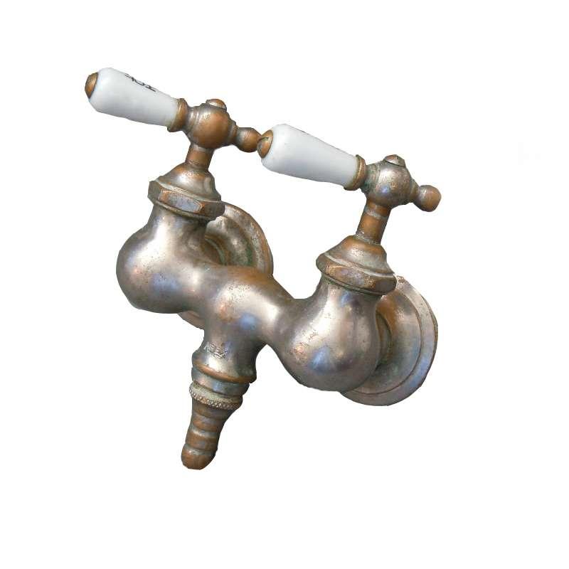 parts antique tub faucets