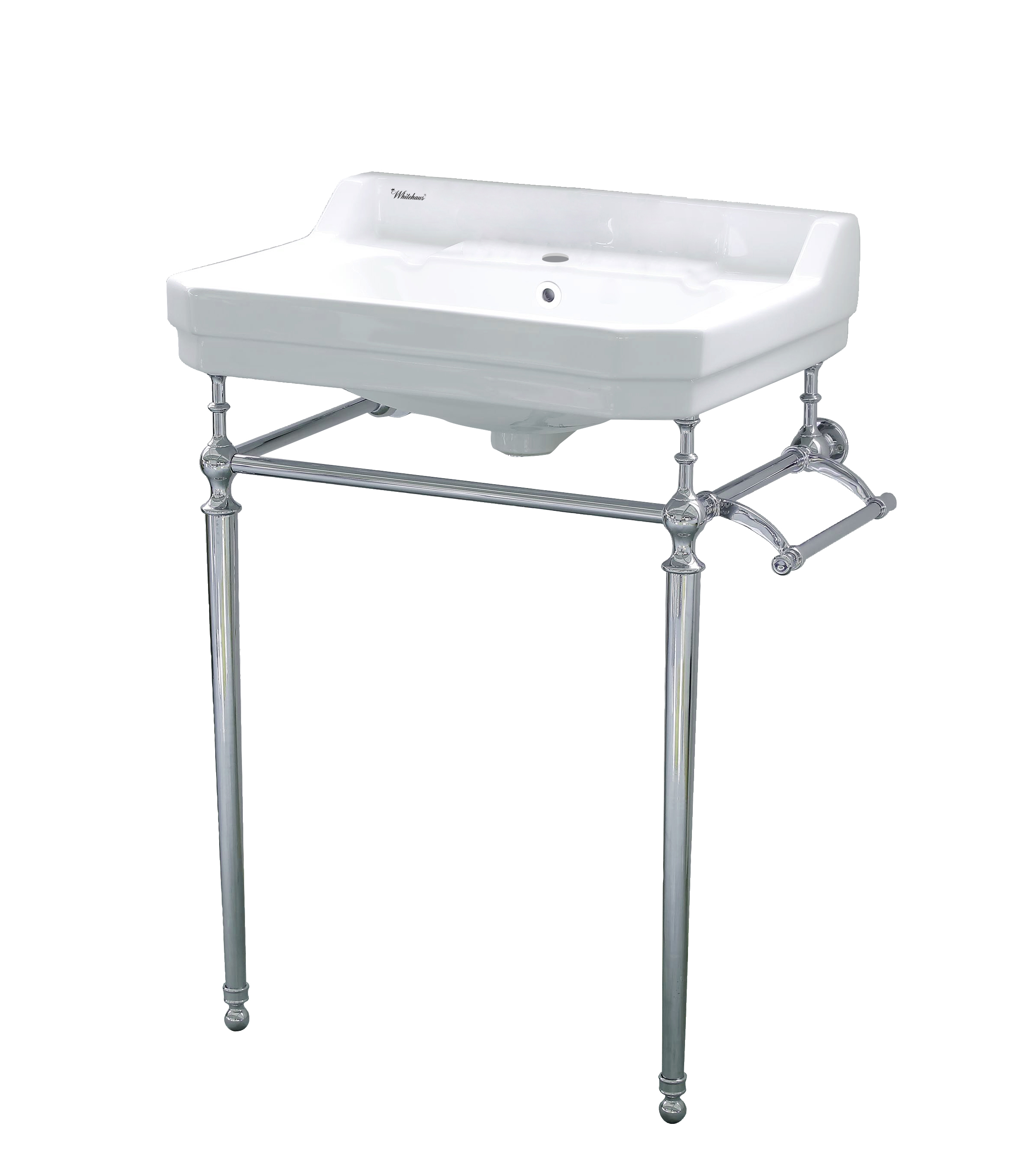 victoriahaus bathroom 24 console sink metal console multiple finishes