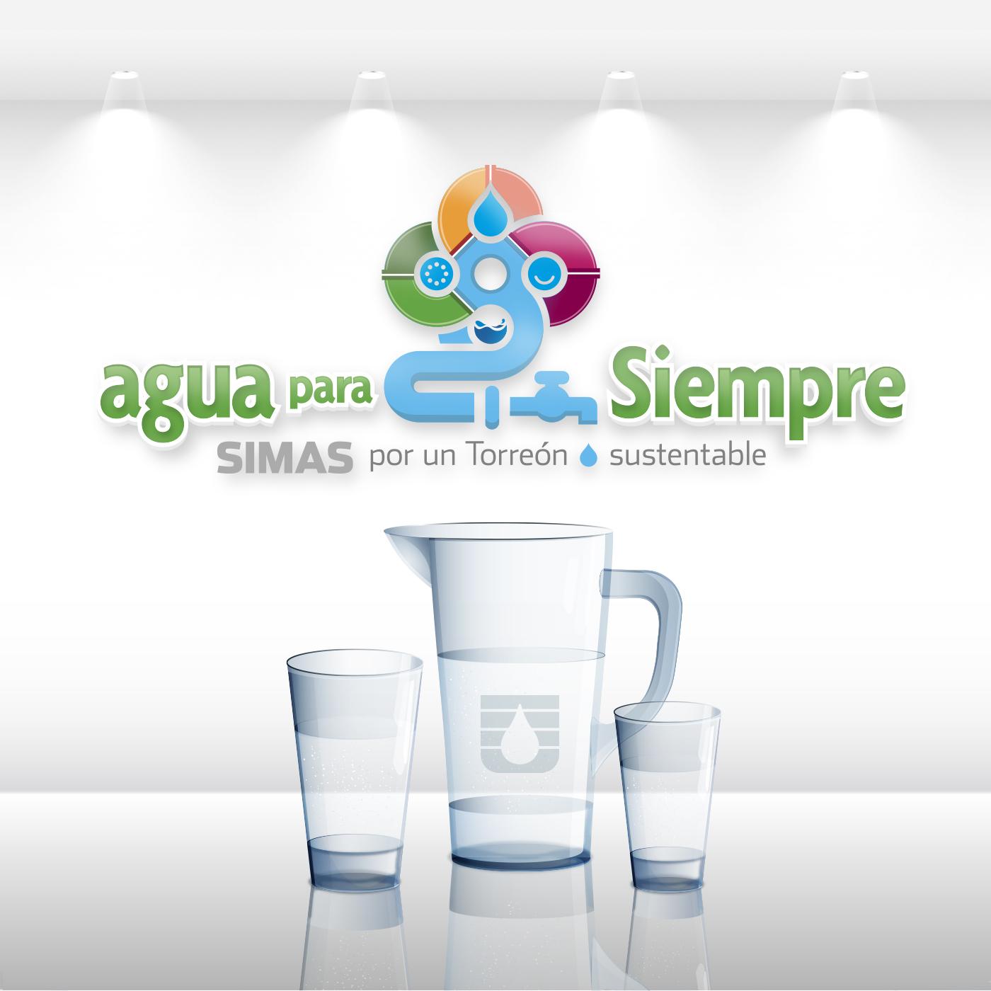 Agua SIMAS Torreon
