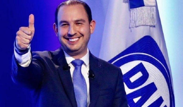Marko Cortés prefiere recoger basura en Puebla que participar en ...