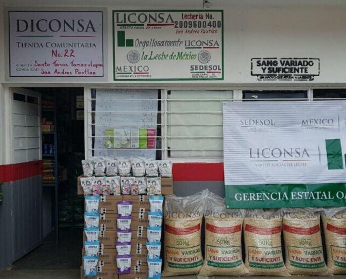 Asaltan LICONSA en Pinal de Amoles, se llevan 1.9 millones de pesos; no hubo detenidos