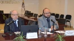 Personal del IEEQ recibe curso de actualización sobre derecho electoral en Querétaro.
