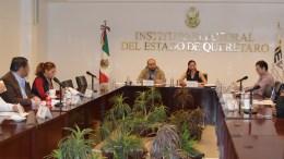 IEEQ y Congreso local difunden leyes electorales en Querétaro.