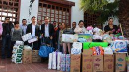 Alcalde de Tequisquiapan dona 100 mil pesos para los damnificados por sismos