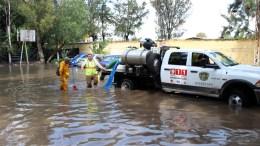 El Municipio de Querétaro invertirá 150 mdp para corregir dren que inunda colonias
