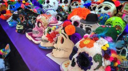 """Preparan en Tequisquiapan el """"Festival entre Vivos y Muertos"""" 2017"""