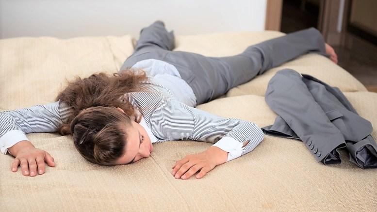 Las personas con fatiga crónica pueden presentar debilidad física y emocional