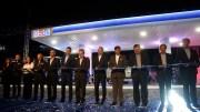Marcos Aguilar acude a la inauguración de la primera gasolinera ExxonMobil en Querétaro
