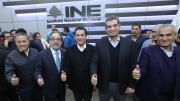 """PRI, PVEM y Nueva alianza registran la coalición """"Meade ciudadano por México"""""""
