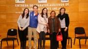 Tere García de Aguilar y la Fundación MVS Radio entregan aparatos auditivos