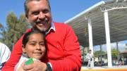 """Hugo Cabrera arranca el programa """"Fortalecemos tu escuela"""""""