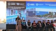 Encabeza Marcos Aguilar arranque de la construcción de Polideportivo Acuático en Querétaro