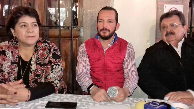 Confirma líder del PRI, visita de Meade a Querétaro