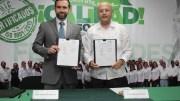 La UTC y el IEEQ firman convenio para promover participación ciudadana de los jóvenes