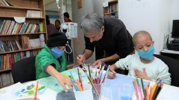 """El ISSSTE crea la guía para padres sobre """"Detección Oportuna de Cáncer Infantil"""""""