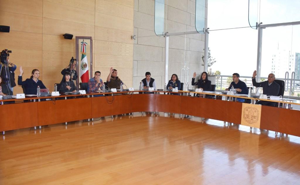Ayuntamiento de Querétaro aprueba sesionar en Parque Bicentenario para conmemorar centenario del Ejido de SRJ