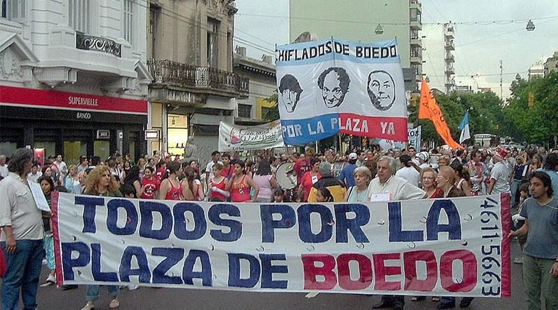 La Plaza Mariano Boedo