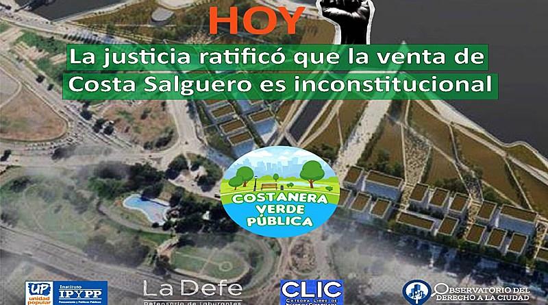 Justicia por Costa Salguero
