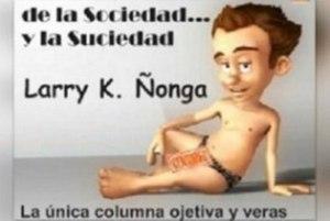 Larry K. Ñonga