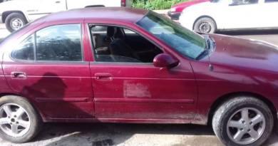 Localiza Policía Michoacán vehículo robado en Zitácuaro