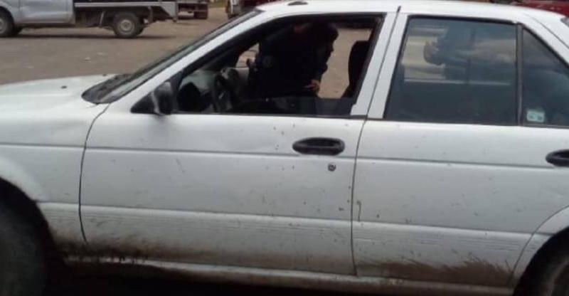 Tras acción preventiva, detiene SSP a uno en posesión de vehículo robado en Zitácuaro