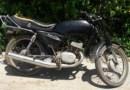 Asegura SSP motocicleta con alteraciones en sus medios de identificación
