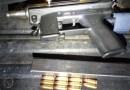 Detiene SSP a cinco en posesión de armas de fuego, cartuchos útiles y droga