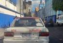 Asegura SSP vehículo con reporte de robo, en Zitácuaro