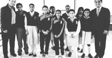 Se celebra concurso de oratoria en la secundaria N° 3
