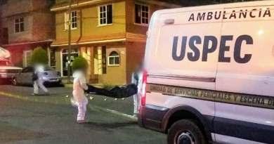 Matan a hombre frente a esposa e hija en Morelia